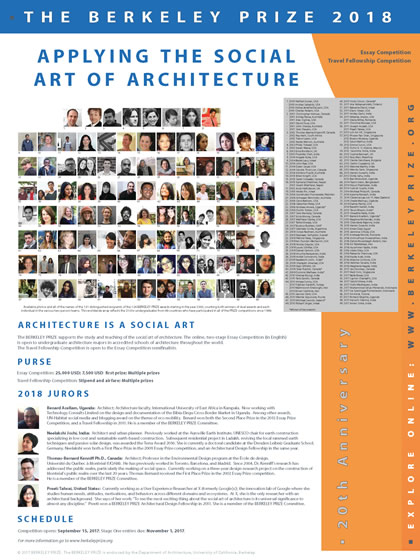 berkeley architecture essay competition